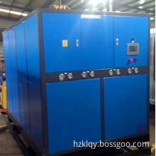 120HP Box Type Water Cooled Water Chiller for Plastic Injection Machine