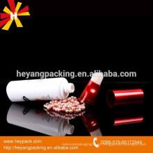 Bomba de plástico tubo de cosméticos personalizado de embalaje