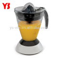 electric plastic fruit juicer citrus press orange lemon workable