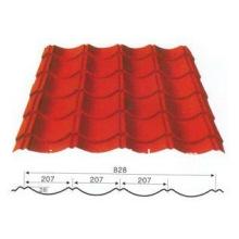 QJ 28-207-828 planta tamping para azulejo telha formando máquina