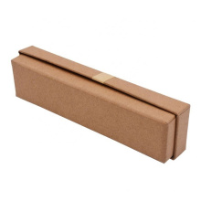 Wholesale Custom Special Design Kraft Paper Box Necklace Ring Pendant Bracelet Small Gift Jewelry Packaging Box
