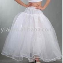 2013 Enagua de novia blanca P003