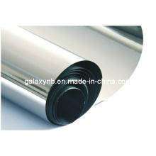 ASTM B265 Gr2 titanio pulido de la hoja para la industria