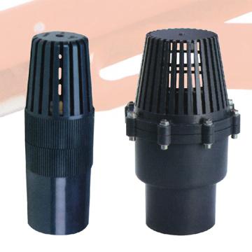 Conector de soquete de válvula de pé UPVC