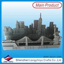 Titular de la tarjeta de visita promocional del acero inoxidable del precio de fábrica