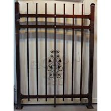 DIY Perimeter Fencing Panel