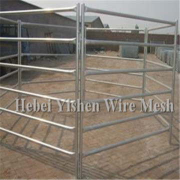 High quality galvanized pipe horse fence panels