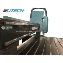 Roteador do CNC da indústria da propaganda 3D para a madeira