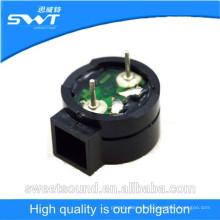 12mm 2.7kHz pequeño buzzer electrónico 5v buzzer magnet