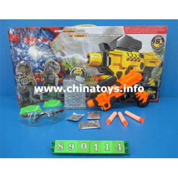Airsoft Gun und Soft Bullet, Plastik Spielzeugpistole (890114)