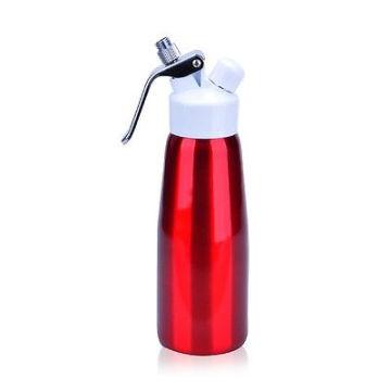 Aluminum Body with Plastic Top Customized Whipped Cream Dispenser 1/2 L
