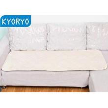 Comfortable Warming Body Mat for Car , Chair Baby Pram Size