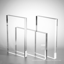 1220X2440 transparent clear cast acrylic sheet PMMA for screen printing