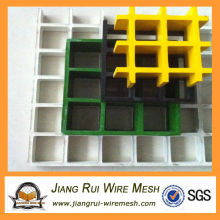 Glatte Oberfläche FRP Fiberglas Gitter (China Fabrik)