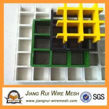 Grade de fibra de vidro de superfície lisa de FRP (fábrica de China)