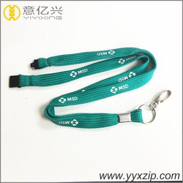high quality bulk tube shoelace screen lanyard