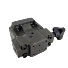 Jiugang JGH SBSG-03/6 / 10-1 / 2/3 válvula de estouro de controle eletromagnético SBSG-03-1PN-3-R-30-10