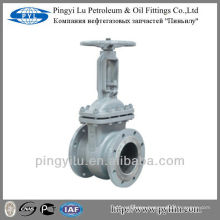 Carbon steel GOST gate valve in oil or gas industry
