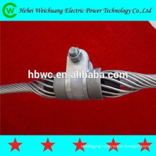 high voltage suspension clamp,preformed dead-end clamp