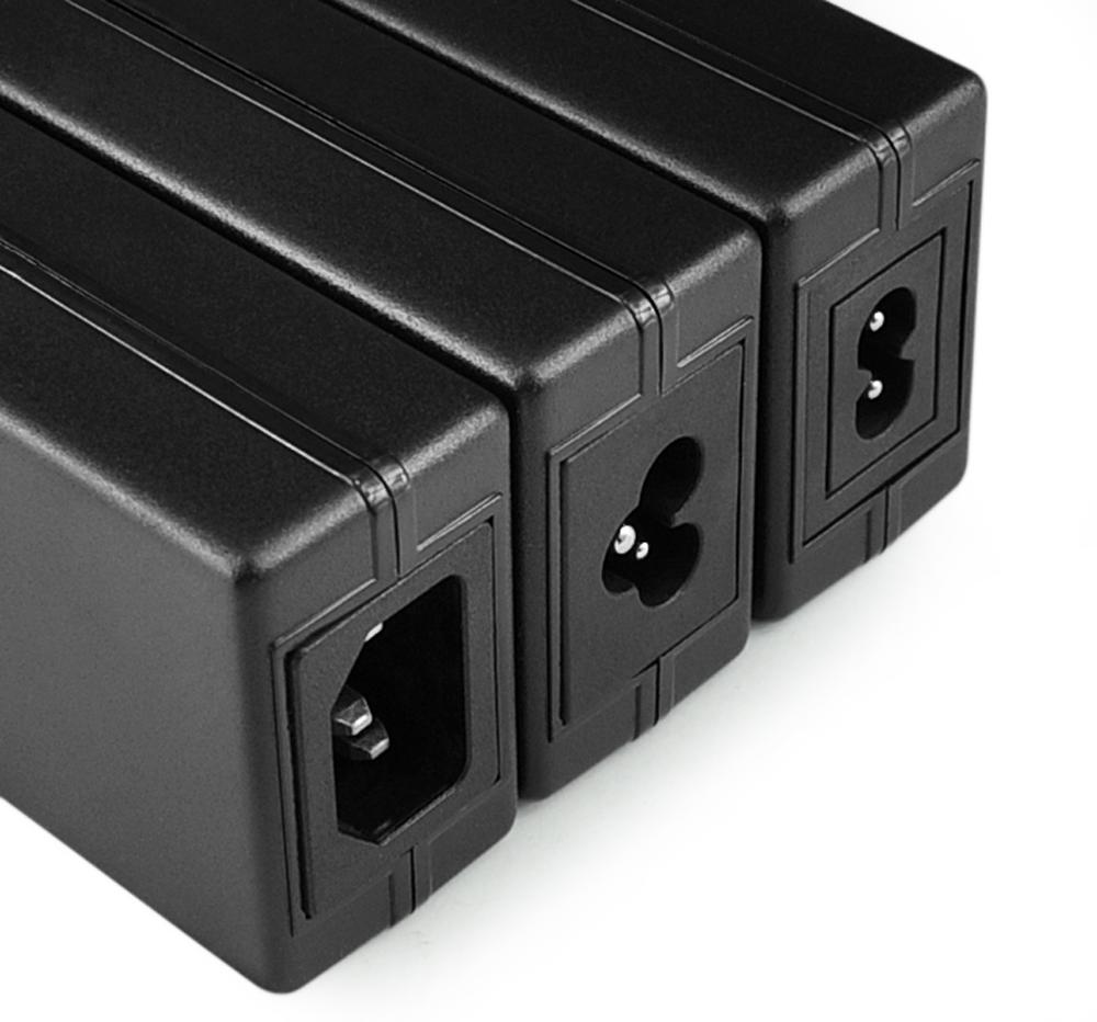 IEC320-C6C8C14 socket