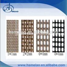 different mesh size PTFE Teflon mesh fiberglass Fabric