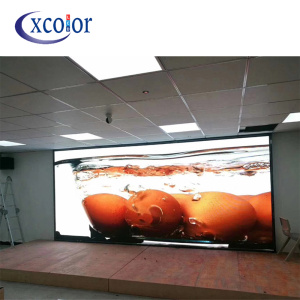 Indoor Front Service HD p2.5 led video wall