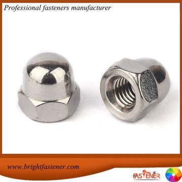 High Quality DIN1587 Hex Domed Cap Acorn Nuts