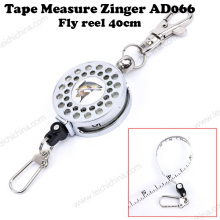 Popular Fishing Tool Tape Measure Zinger Fly Reel 40 Cm
