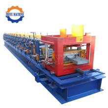 Bagian C Steel Purlins Cold Roll Forming Machines