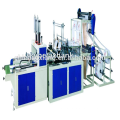Computer control rolling T-shirt & flat bag making machine cement paper bag making machine