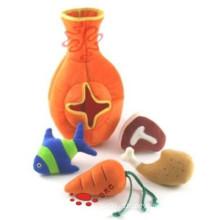 Brinquedo de pelúcia decoração para casa