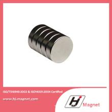 Werbe heißer Verkauf Super Disc NdFeB Magnet