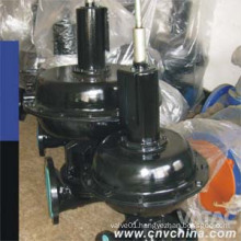 Bs Standard Rubber Lined Pneumatic Diaphragm Valve (Normally Open Type)