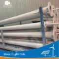 DELIGHT Hot-dip Galvanized Steel Street Lighting Pole