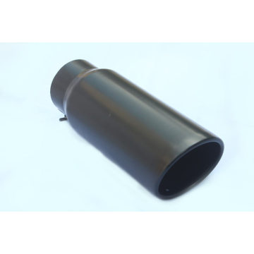 Black Coating Exhaust Tip Tipikal