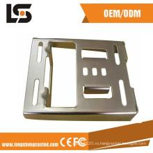 Изготовление металлического листа Штемпелюя части заварки CNC корпус