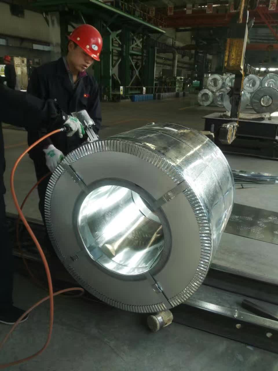 Galvanized Hot Dip Iron Coils