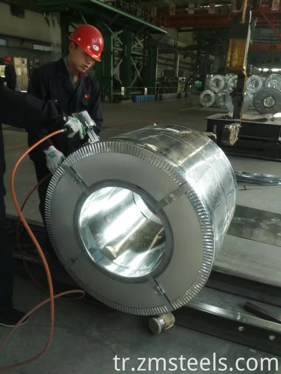 Cold Rolled Galvalume Steel Coils