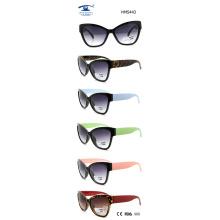 Colourful High Quality Acetate Sunglasses (HMS443)
