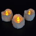 Krople świeca LED baterii Tealight Candle