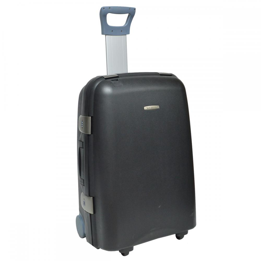 PP Trolley Case with 2 Wheels
