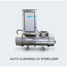Waster water UV sterilization system 75TPH