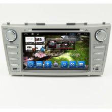 Hersteller 2din Auto GPS Auto Radio Navigation für Toyota Camry 2008 2009 2010 Android 7.1 Top-Qualität mit Disc