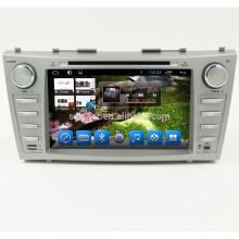 Производитель автомобиля 2DIN с GPS авто Радио навигации для Тойота Камри 2008 2009 2010 для андроид 7.1 Верхнее качество с диска