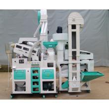 pequeña planta de máquina automática de arroz de 1 tonelada por hora