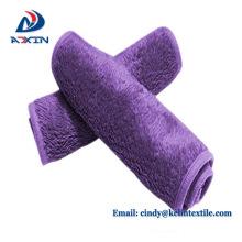 Kundenspezifische aquamarine Farbe der China-Fabrik und Rosa 100% microfoiber bilden Stoff