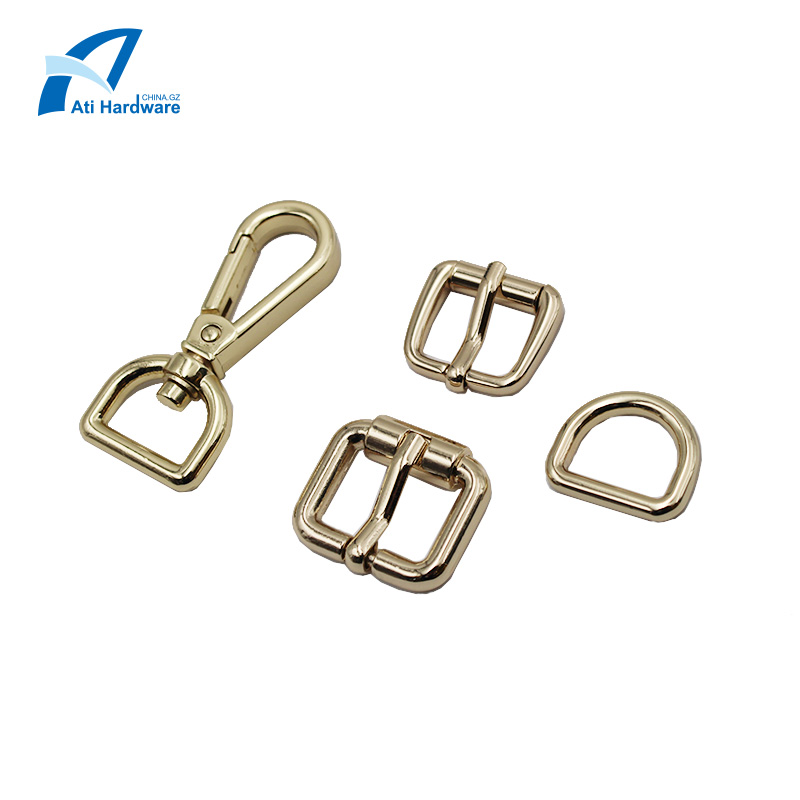 handbag buckle metal