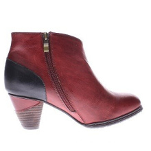Get That Cowgirl Look Leather Ankle Boots for The Ladies