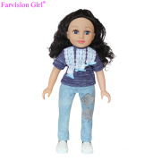 Kids toy baby vinyl doll