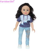 Kids toy baby vinyl doll